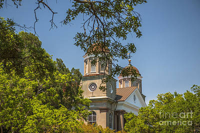 Photograph - First Presbyterian Church by Dale Powell