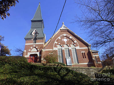 Photograph - First Prezbyterian Church Of Throggs Neck by Steven Spak