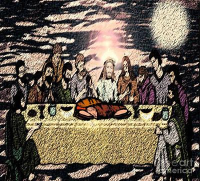 First Sacrament Art Print