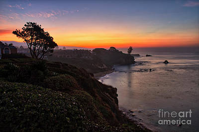 Photograph - First Sunrise Of 2018 by Eddie Yerkish