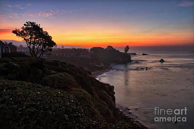 Photograph - First Sunrise Of 2018 by Eddie Yerkish
