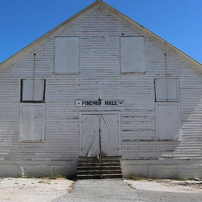 Photograph - Fischer Dance Hall by Gia Marie Houck