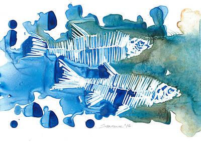 Fish Bones Original
