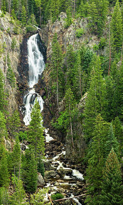 Photograph - Fish Creek Falls by Adam Pender