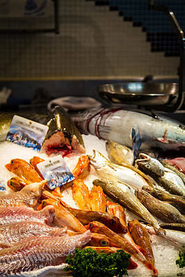 Photograph - Fish Market by Jason Smith