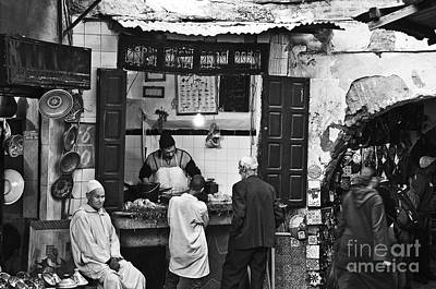 Photograph - Fish Shop by Marion Galt