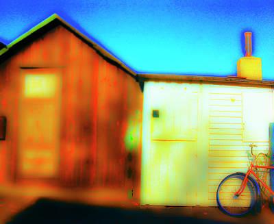 Photograph - Fish Wheels by Jan W Faul