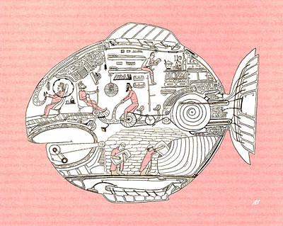 Fish5 Original by Nik Bloomberg