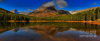 Photograph - Fishercap Sunrise Large Panroama by Adam Jewell