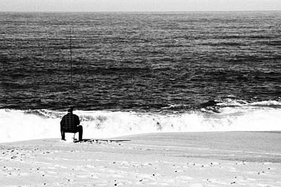 Photograph - Fisherman 04 by Dora Hathazi Mendes