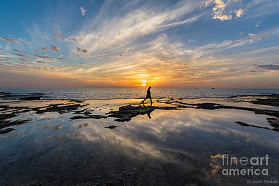 Photograph - Fisherman by Jacki Soikis