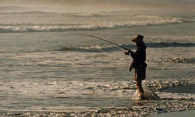 Photograph - Fisherman by Steve Karol