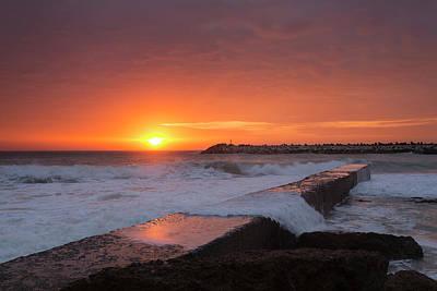 Photograph - Fisherman's Beach by Edgar Laureano