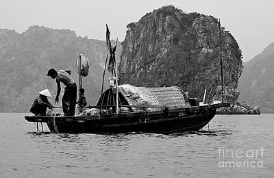 Photograph - Fishermans Dream by Craig Lovell