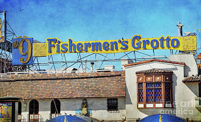 Photograph - Fishermans Grotto by Debby Pueschel