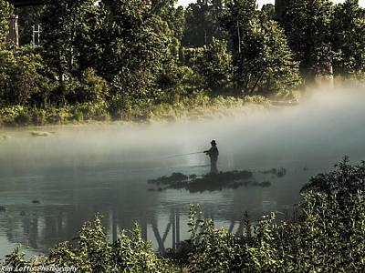 Photograph - Fishermans Paradise  by Kim Loftis