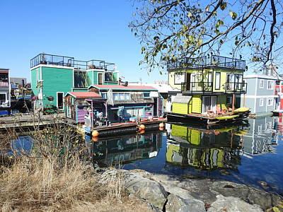 Photograph - Fisherman's Wharf by Betty-Anne McDonald