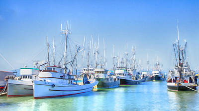 Photograph - Fisherman's Wharf by Theresa Tahara