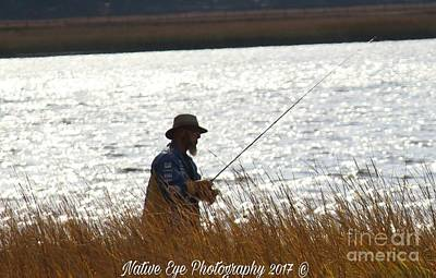 Wall Art - Photograph - Fishin by Lisa Marie Towne