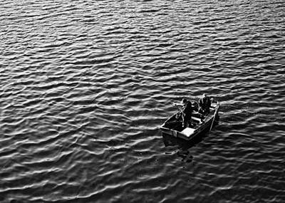 Photograph - Fishing by Adrian Pym