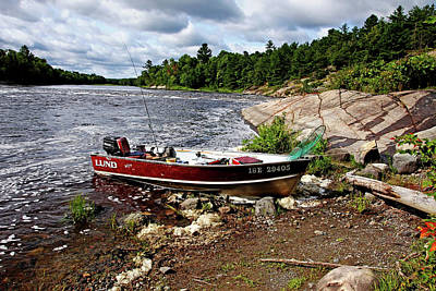 Mick Jagger - Fishing And Exploring by Debbie Oppermann