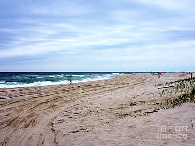 Photograph - Fishing Barnegat Bay by John Rizzuto