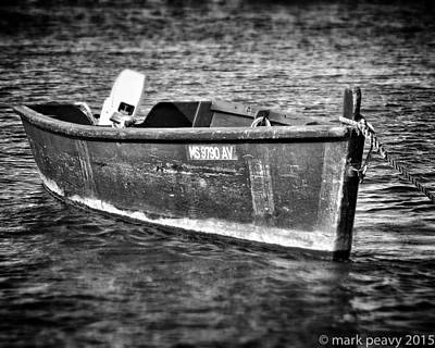 Photograph - Fishing Boat Cape Cod by Mark Peavy