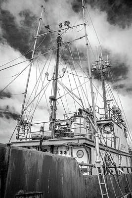 Photograph - Fishing Boat by Constance Reid