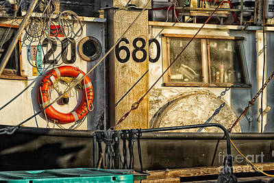 Photograph - Fishing Boat by Jim Crawford