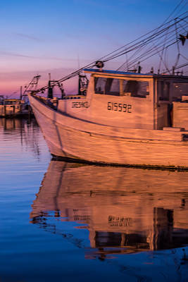 Photograph - Fishing Boat by Leticia Latocki