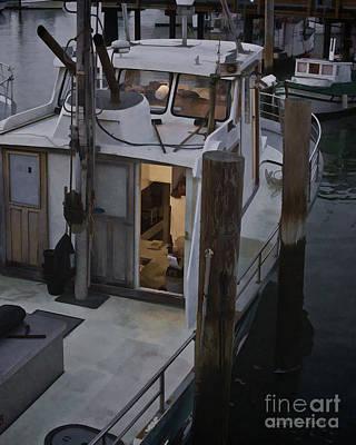 Photograph - Fishing Boat San Francisco by David Gordon
