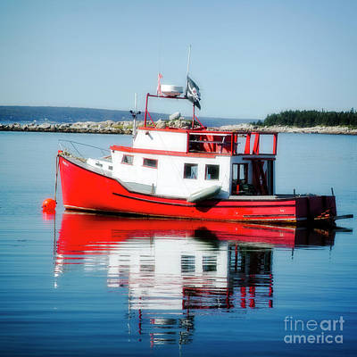 Photograph - Fishing Boat by Scott Kemper