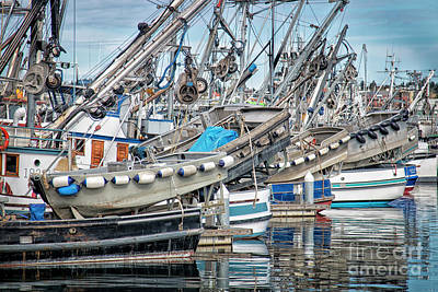 Photograph - Fishing Boats 4 by Sonya Lang