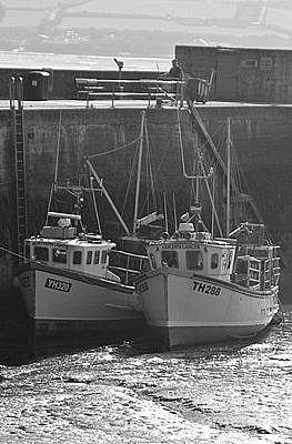 Photograph - Fishing Boats by Andy Thompson