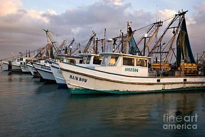 Photograph - Fishing Boats by Inga Spence