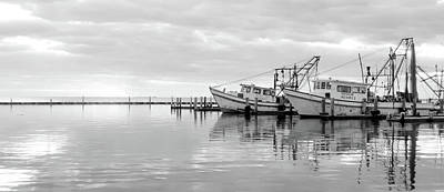 Photograph - Fishing Boats by Leticia Latocki
