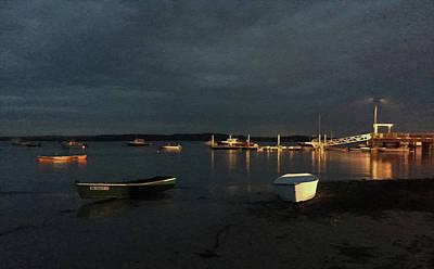 Photograph - Fishing Boats by Randi Shenkman