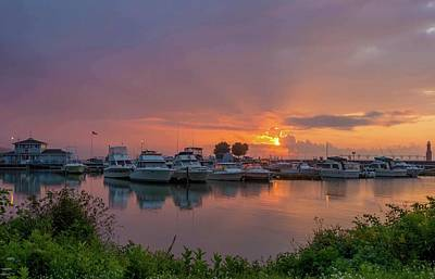 Photograph - Fishing Harbor by Patti Raine
