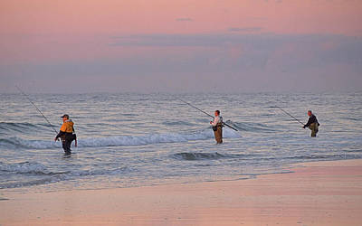 Photograph - Fishing I I by Newwwman