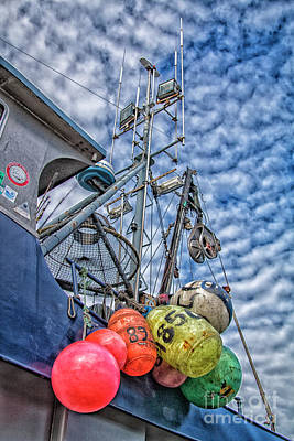 Photograph - Fishing In Color by Sonya Lang