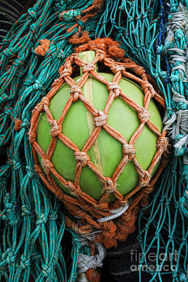 Photograph - Fishing Nets by Elena Nosyreva