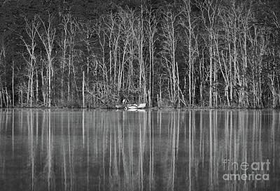 Photograph - Fishing Norris Lake by Douglas Stucky
