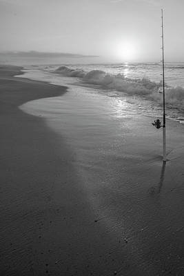 Photograph - Fishing On The Shore  by John McGraw