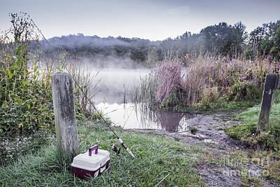 Grimm Fairy Tales - Fishing Retreat by Joann Long