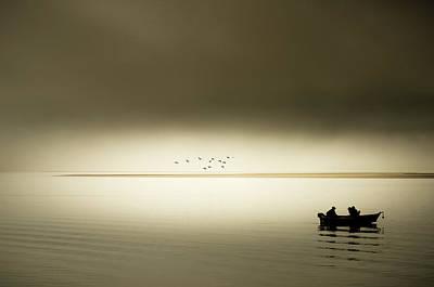 Photograph - Fishing Trip by Don Schwartz