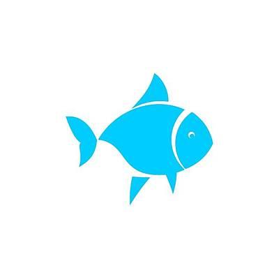 Digital Art - Fishy by L L