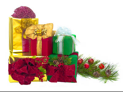 Five Holiday Gift Packages Original