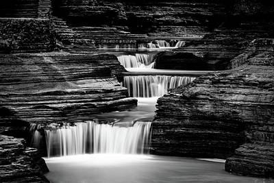 Photograph - Five Levels at Watkins Glen by Howard Yermish
