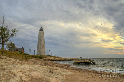 Photograph - Five Mile Point by Scott Wood