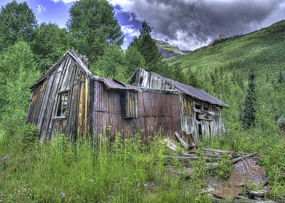 Photograph - Fixer-upper by Alan Toepfer